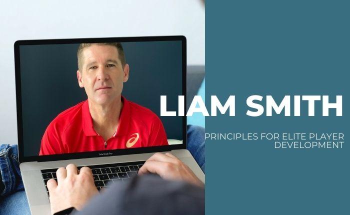 Liam Smith OrangeCoach tennis videos